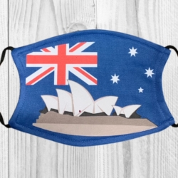 Sublimated Face Masks with 2 x Filters – Adults and Children's.