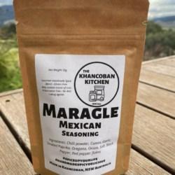 Maragle Mexican Seasoning – Small 50g