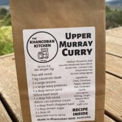 Upper Murray Massaman