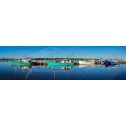 Lakes Entrance Fishing Boats | Framed or Canvas Artwork | Australian Photography