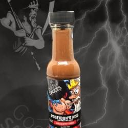 Poseidon's Kiss 150ml – Miso Mole Hot Sauce