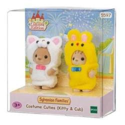 Sylvanian Families Costume Cuties Kitty & Cub