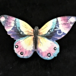 Pretty Butterfly Brooches / Pins / Embellishments