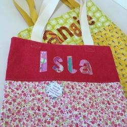 Handmade Custom Personalised Tote Bag
