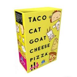 Blue Orange Games – Taco Cat Goat Cheese Pizza – fun family game