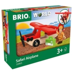 BRIO World 33963 Safari Airplane 3 pieces