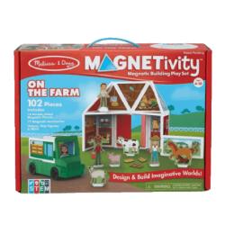 Melissa & Doug Magnetivity On The Farm magnetic toy activity set