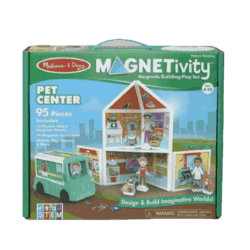 Melissa & Doug Magnetivity Pet Center magnetic toy activity set