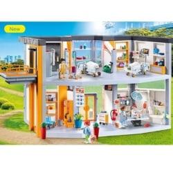Playmobil 70190 – City Life Large Hospital – play set