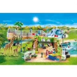 Playmobil 70341 Family Fun Large City Zoo play set