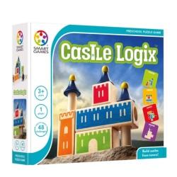 SmartGames – Castle Logix – preschool puzzle 1 player game