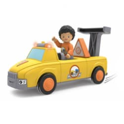 Toddys by Siku – Chris Carry – click & play tow truck toy