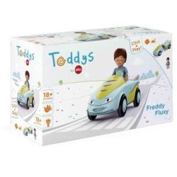 Toddys by Siku – Freddy Fluxy – click & play toy car vehicle