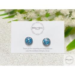 Winter Confetti Earrings