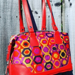 Hand made Unique Handbag