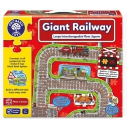 Orchard Toys Giant Railway Floor Puzzle