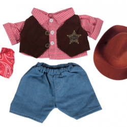 Sheriff outfit